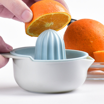 Plastic Orange Lemon Press Cup Hand Masher