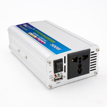 Belttt 500W DC to AC Power Inverter USB