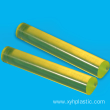 Hard Resin Rubber PU Rod