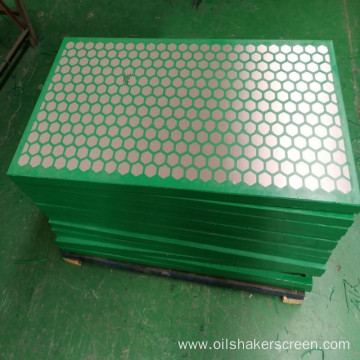 Swaco Mongoose Steel frame  shale shaker screen