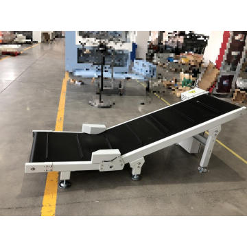 Small Inclined Belt Conveyor