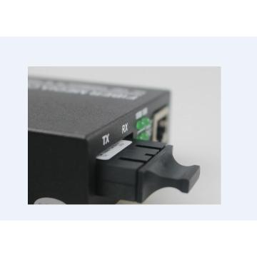 FO To Multi Port LC Ethernet Media Converter