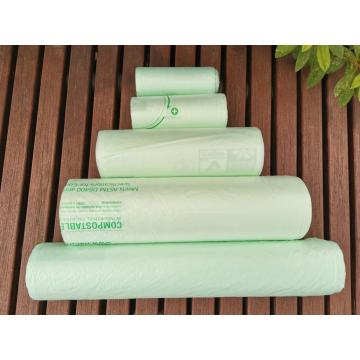 EN13432/BPI Certified Bio-degradable Hospital Garbage Bags