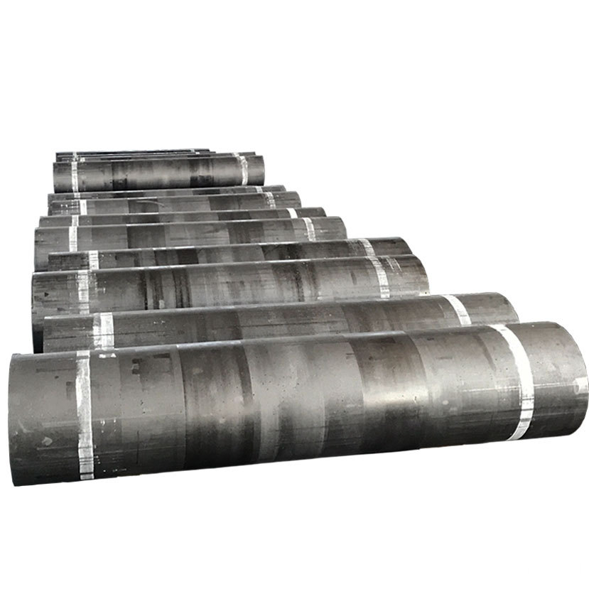 400mm RP HP UHP Graphite Electrodes Length 1800mm