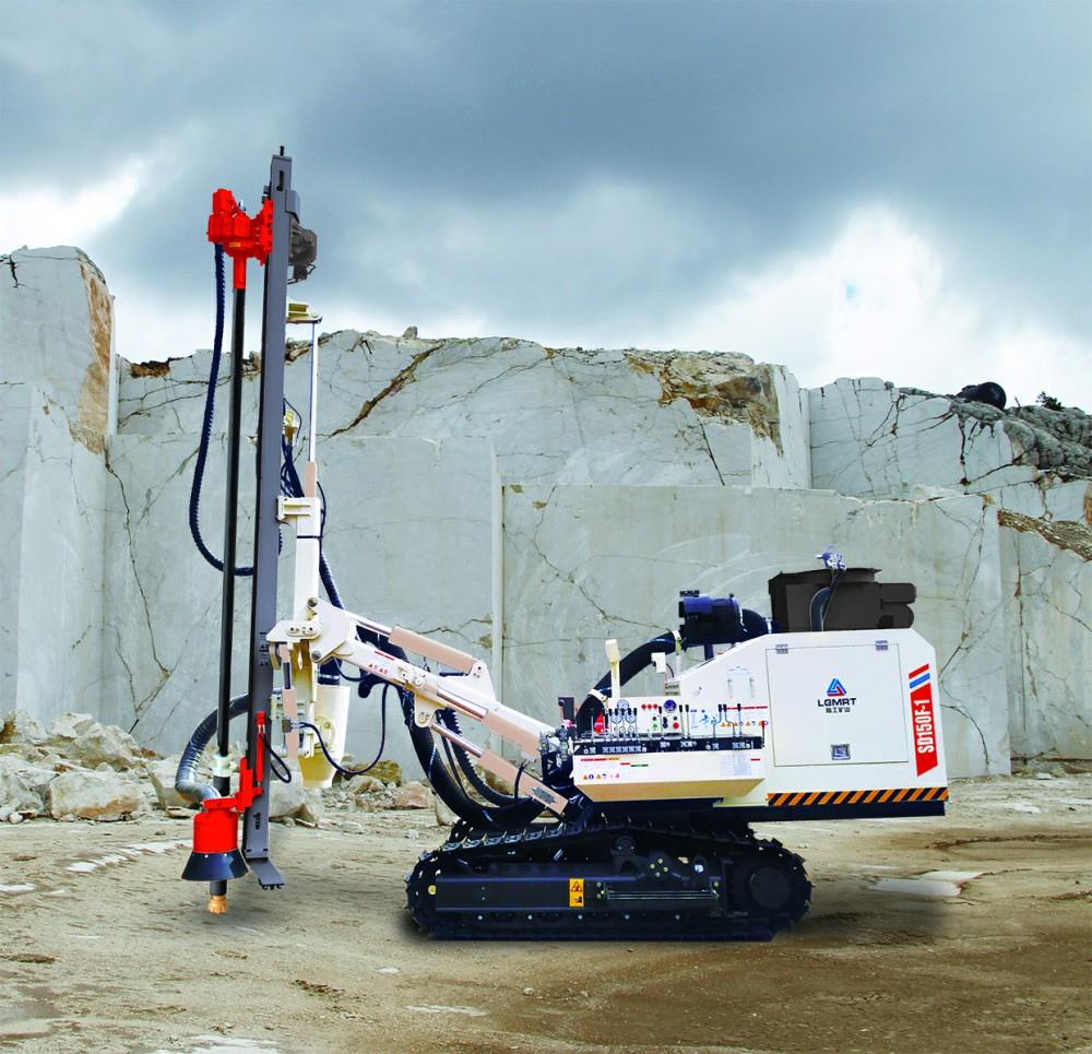 drilling equipment for mining