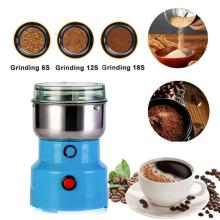 1Pcs New Multifunction Smash Machine Electric Coffee Bean Grinder Nut Spice Grinding Coffee Grinder Household Electric Grinder
