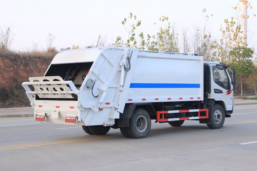 Waste Collection Truck Manufacturer