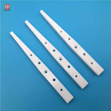 dry press moulding ZrO2 ceramic machinery strip bar