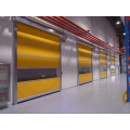 I-Energy-saving Fabric Fast Action Roll Door