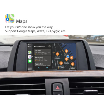 A4 A5 Q5 S5 A6 Q7 Carplay Android Auto