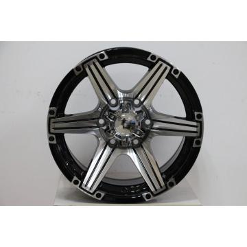 Red coating 16inch wheel rim Tuner