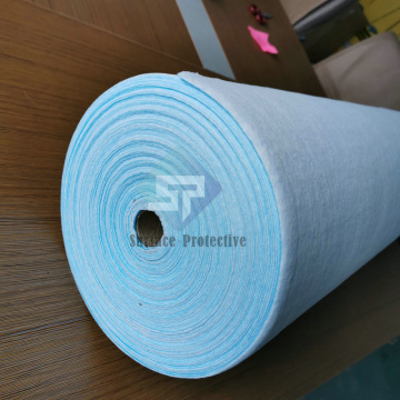 Protect Floor Cover Fleece For Floor Protection
