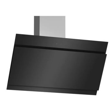 Campanas de pared Neff Black Glass
