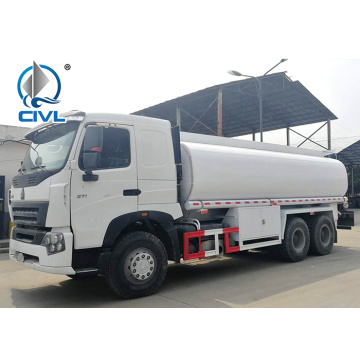 4000 Gallon LHD 6X4 Construction Water Trucks