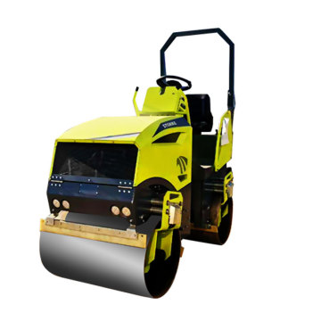 Sale in stock 2 ton vibratory road roller