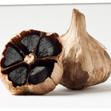 Best Whole Black Garlic Single Bulb With FDA