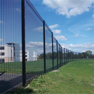 Factory Supply Powder Coated Galvanized 358 Security Fencing