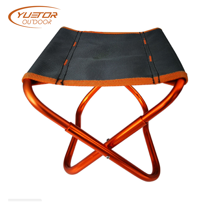 Kids Outdoor Mini Lightweight Camping Bbq Stool 2