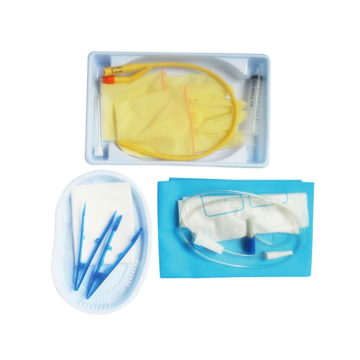 Disposable Medical Sterile Catheterization Pack