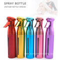 Amazon 300ML Mist Spray Cleaning Bottle Salon Hairdressing Water Colour Spray Bottles Continuous Mist Spray Bottle
