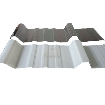 Plastic Roof Tile Corrugated Roofing Sheet