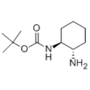 नाम: (1S, 2S) -Boc-1,2-diaminocyclohexane CAS 180683-64-1