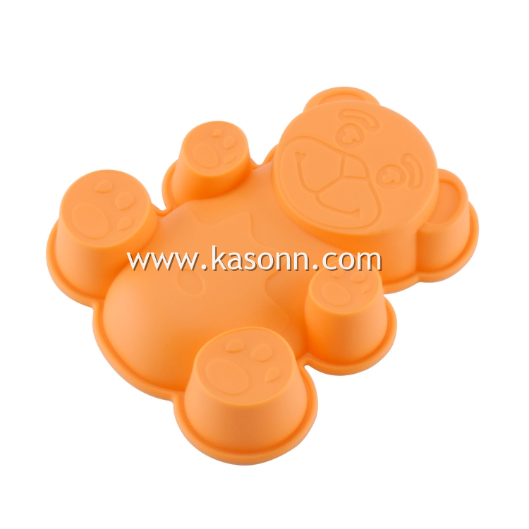 Silicone Bear Pan