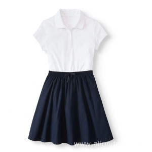 school uniform design for girls Primary School & Middle School