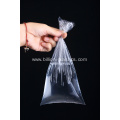 PE Side Seal Plastic Bag with Virgin Material