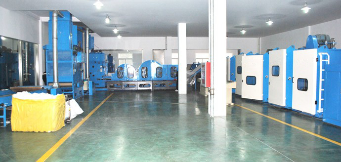 artificial leather production line