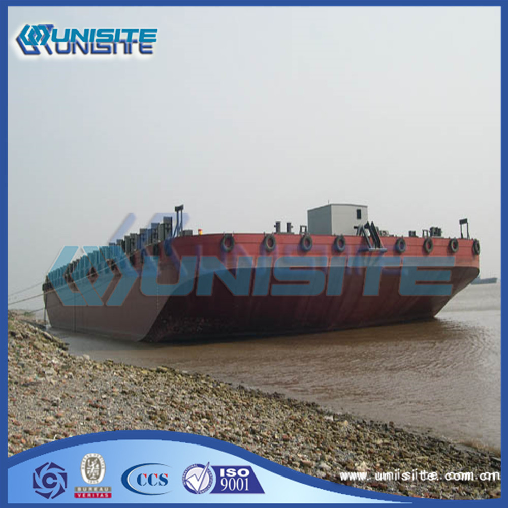 Boat Floating Sand Barge
