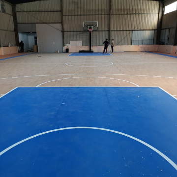 Best Indoor Basketball Sports Flooring