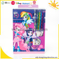 My Little Pony Velvet Coloring Book
