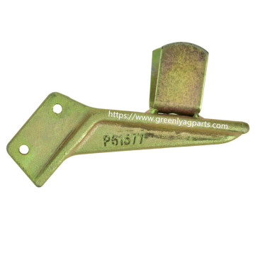 A61577 GB0241 Seed tube guard for TruVee opener