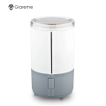 White compact electric coffee grinder household