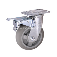 6 Inch Heavy Duty TPR  Caster