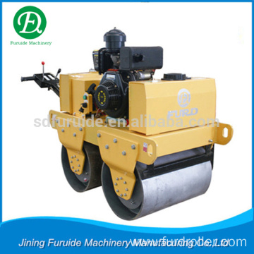 Double Drum Hand Held Soil Roller Compactor (FYL-S600C)