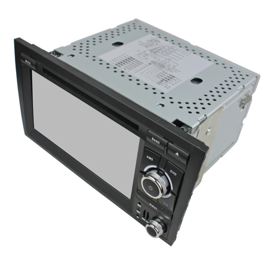 Audi A4 Car DVD Player