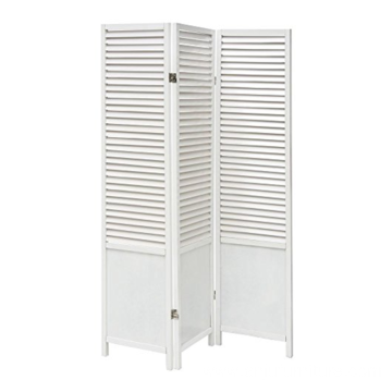 Wholesale cheap folding wooden screen