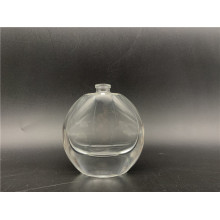 60ml Elegant round empty glass perfume bottle