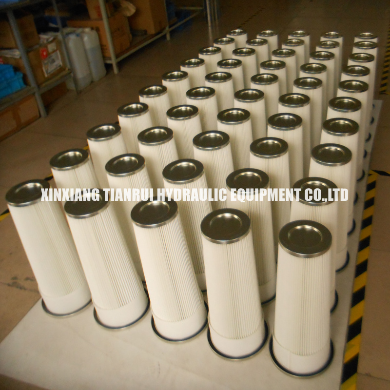 Tapered Dust Filter Cartridge