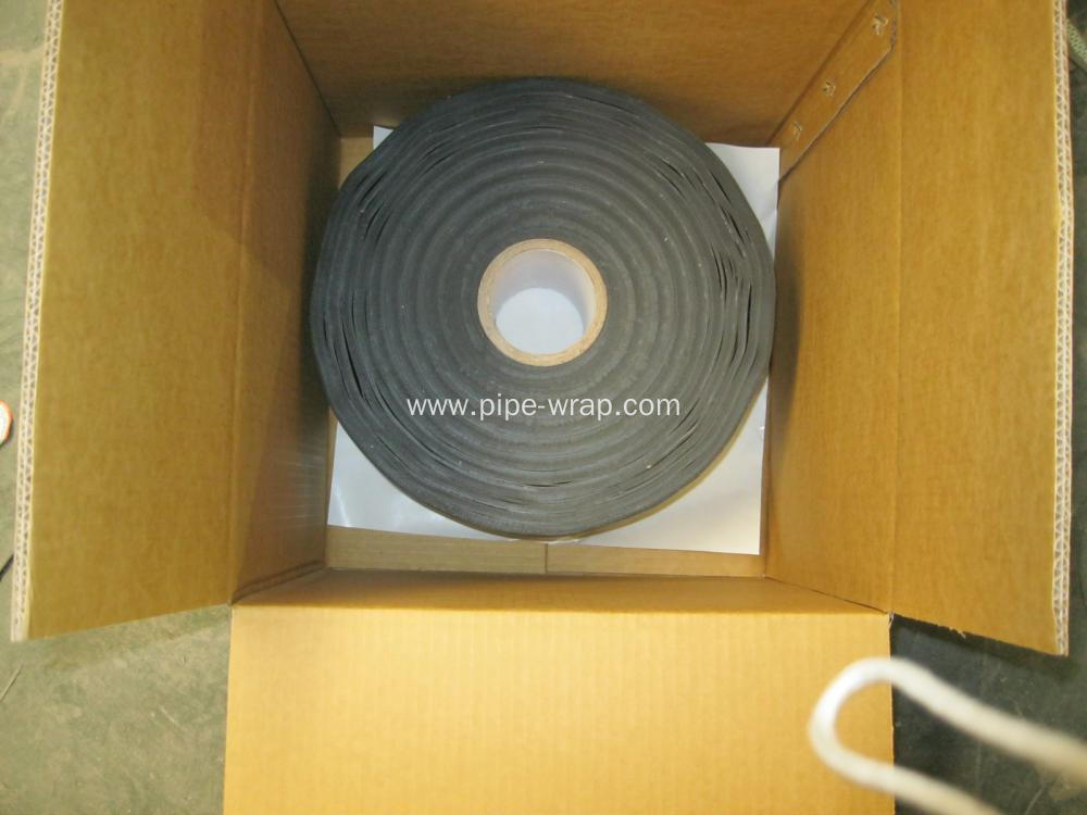 Pipeline coating tape for joints/coating valves & fittings repairs