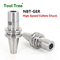 NBT30 High Speed Collets Chuck without Keyway