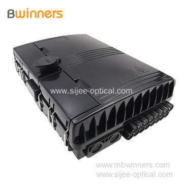 Factory Supply 16 Port Fiber Optical Splitter Distribution Box 16 Core FTTH Terminal Box