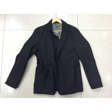 Excellent quanlity black men's jacket