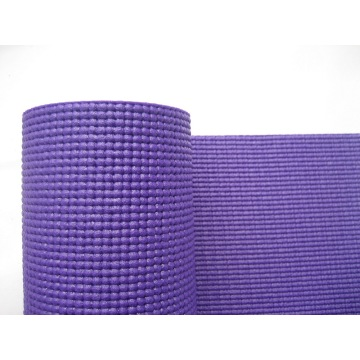 "24[68"" Eco PVC foam yoga mat"