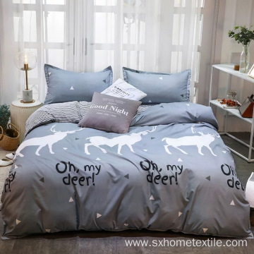printed microfiber sheet sets