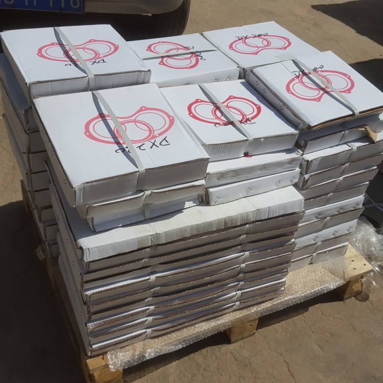 Wear Plate And Cutting Ring Packing