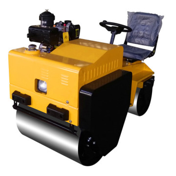 Ride on Honda engine gasoline road roller