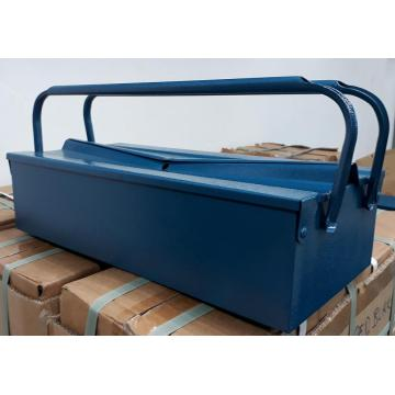 Portble Metal Manual Tool Box